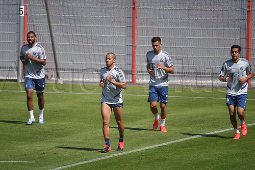 17th April 2020, Munich, Germany; Serge GNABRY (Bayern Munich),<br />