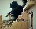 Iraq 2014, November 26, on the front near Kirkouk, bombing of Daesh positions  Irak 2014  Le 26 novembre, sur le front pres de Kirkouk, bombardement des positions de daesh