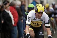 Maarten Wynants (BEL/LottoNL-Jumbo)<br /> <br /> 71st Dwars door Vlaanderen (1.HC)