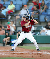 David Cooper / Yakima Bears playing against the Boise Hawks - Boise, ID - 08/27/2008..Photo by:  Bill Mitchell/Four Seam Images