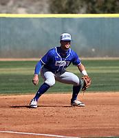 Damiano Palmegiani - 2021 College of Southern Nevada Coyotes (Bill Mitchell)