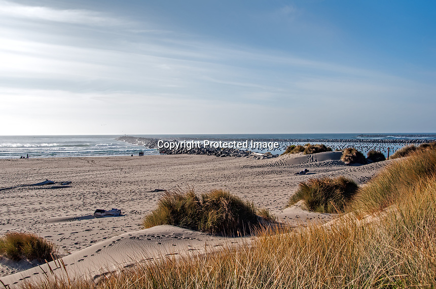 Late summer at Ziolkouski Beach Park and the Oregon Dunes National Recreational Area.