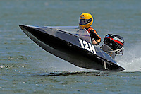 Grant Hearn (12-H)....Stock  Outboard Winter Nationals, Ocoee, Florida, USA.13/14 March, 2010 © F.Peirce Williams 2010