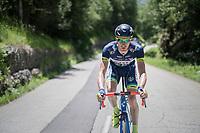 Frederik Backaert (BEL/Wanty Groupe-Gobert)<br /> <br /> stage 7: Aoste > Alpe d'Huez (168km)<br /> 69th Critérium du Dauphiné 2017