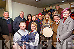 "Sive: The cast & crew  of the Holycrosss/Ballycahill Drama Group who performed John B Keane's play ""Sive"" at Scoil Realta na Madna, Listowel on Saturday nigh last in aid of the Sean  Stakelum Leukemia Fund ."