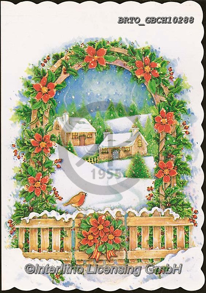 Alfredo, CHRISTMAS LANDSCAPES, WEIHNACHTEN WINTERLANDSCHAFTEN, NAVIDAD PAISAJES DE INVIERNO, paintings+++++,BRTOGBCH10288,#xl#