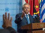 Ambassador Abdullah bin Yahya Almoalimi to Saudi Arabia