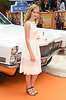 """Angourie Rice<br /> arrives for the premiere of """"The Nice Guys"""" at the Odeon Leicester Square, London.<br /> <br /> <br /> ©Ash Knotek  D3120  19/05/2016"""