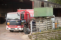13-10-2021 Red diesel being delivered to a farm <br /> ©Tim Scrivener Photographer 07850 303986<br />      ....Covering Agriculture In The UK....