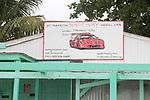 Slot Car Racing Sign