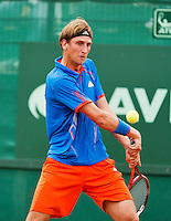 10-07-12, Netherlands, Den Haag, Tennis, ITS, HealthCity Open,  Thiemo de Bakker