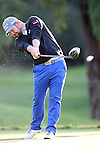 02/13/13 Pacific Palisades, CA: Ryan Moore during the first round of the Northern Trust Open held at Riviera Country Club.