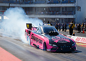 NHRA Mello Yello Drag Racing Series<br /> AAA Texas NHRA FallNationals<br /> Texas Motorplex<br /> Ennis, TX USA<br /> Saturday 14 October 2017 Cruz Pedregon, Snap-On Tools, funny car, Toyota, Camry<br /> <br /> World Copyright: Mark Rebilas<br /> Rebilas Photo