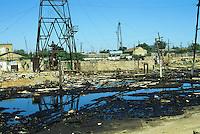 Oil Pollution - Azerbaijan