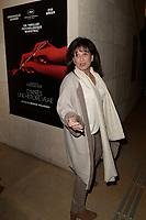 Anne SINCLAIR - Avant Premiere D'APRES UNE HISTOIRE VRAIE de Roman Polanski - La Cinematheque francaise 30 octobre 2017 - Paris - France