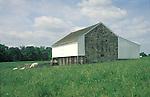 Gettysburg Battlefield barn, Adams Co, PA
