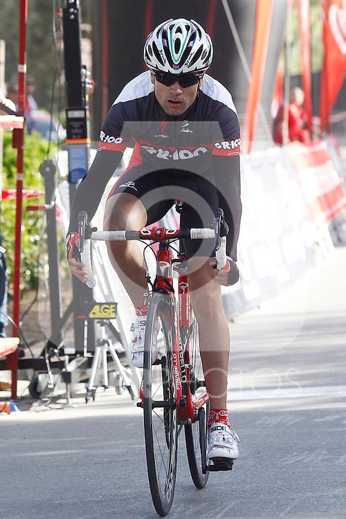 201 Daniel Aponte ADC Francisco Pizarro cri master . (ALTERPHOTOS/ACERO)