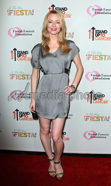 9 September 2017 - Jessica Morris attends Farrah Fawcett Foundation's 'Tex-Mex Fiesta' event honoring Stand Up To Cancer at the Wallis Annenberg Center for the Performing Arts . Photo Credit: Theresa Bouche/AdMedia