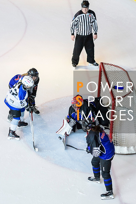 Generation Next vs Kiwi Ice during the Mega Ice Hockey 5s match on May 02, 2018 in Hong Kong, Hong Kong. Photo by Marcio Rodrigo Machado / Power Sport Images
