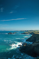 Trevose Head from Porth Mear near Bedruthan Steps, Cornwall