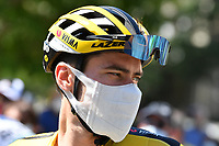 5th September 2020, Grand Colombier, France;  DUMOULIN Tom (NED) of TEAM JUMBO - VISMA during stage 8 of the 107th edition of the 2020 Tour de France cycling race, a stage of 140 kms with start in Cazeres-sur-Garonne and finish in Loudenvielle