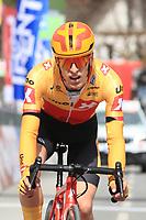 2021 Cycling Tour des Alpes Stage 2, Innsbruck, Feichten Im Kaunertal Austria Apr 20th; Tobias Halland Johannessen Uno-XEN