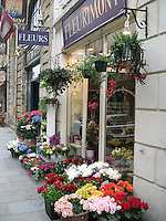 PARIS--Shops