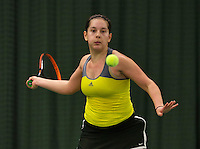 Rotterdam, The Netherlands, March 19, 2016,  TV Victoria, NOJK 14/18 years, Anastasiya Mulder (NED)<br /> Photo: Tennisimages/Henk Koster