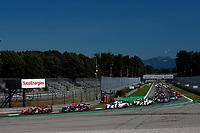 RACE START - FORMATION LAP
