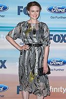 SANTA MONICA, CA, USA - SEPTEMBER 08: Actress Emily Deschanel arrives at the 2014 FOX Fall Eco-Casino Party held at The Bungalow on September 8, 2014 in Santa Monica, California, United States. (Photo by Xavier Collin/Celebrity Monitor)