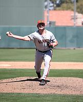 Frank Rubio - San Francisco Giants 2019 spring training (Bill Mitchell)