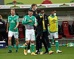 17.10.2020, Schwarzwald Stadion, Freiburg, GER, 1.FBL, SC Freiburg vs SV Werder Bremen<br /> <br /> im Bild / picture shows<br /> Milot Rashica (Bremen)<br /> <br /> Foto © nordphoto / Bratic<br /> <br /> DFL REGULATIONS PROHIBIT ANY USE OF PHOTOGRAPHS AS IMAGE SEQUENCES AND/OR QUASI-VIDEO.
