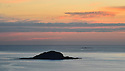 An island just outsiden Aalesund, Norway.