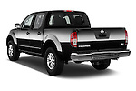Car pictures of rear three quarter view of 2016 Nissan Frontier SV 4 Door Pick-up Angular Rear