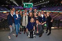 Rotterdam, The Netherlands, Februari 12, 2016,  ABNAMROWTT, <br /> Photo: Tennisimages/Henk Koster