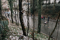 Women's Race start<br /> CX Vlaamse Druivencross Overijse 2017