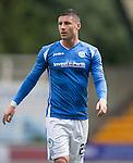 St Johnstone FC Season 2015-16<br /> Michael O'Halloran<br /> Picture by Graeme Hart.<br /> Copyright Perthshire Picture Agency<br /> Tel: 01738 623350  Mobile: 07990 594431