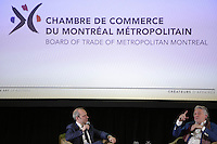 the commissioner for celebrations for the Society for the Celebrations of Montréal's 375th Anniversary, Gilbert Rozon, present projects to be implemented for the festivities in 2017 that will generate major tourism and economic benefits for the city, Tuesday, April 26, 2016<br /> <br /> Photo : Pierre Roussel - Agence Quebec Presse<br /> <br /> <br /> <br /> <br /> <br /> <br /> <br /> <br /> .