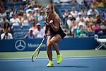 US Open 2015 Tennis Tournament Ivanovic Vs Cibulkova