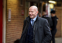 Alan Shearer arriving pre match during the FA Cup 4th round match between Brentford and Leicester City at Griffin Park, London, England on 25 January 2020. Photo by Andy Aleks.