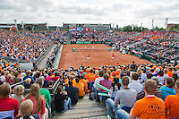 15-09-12, Netherlands, Amsterdam, Tennis, Daviscup Netherlands-Suisse,