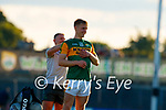 Killian Spillane, Kerry, after the Munster Football Championship game between Kerry and Clare at Fitzgerald Stadium, Killarney on Saturday.