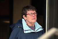 2017 04 25 Helen Fleming at Swansea Crown Court, Wales, UK