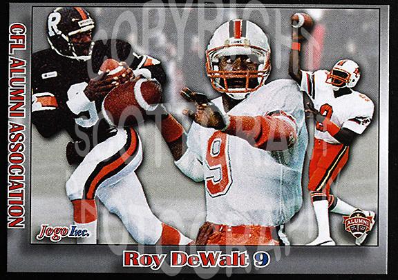 Roy DeWalt-JOGO Alumni cards-photo: Scott Grant