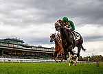 October 04, 2020:  Bodenheimer with Brian Hernandez wins the Indian Summer at Keenland Racecourse, in Lexington, Kentucky on October 04, 2020.  Evers/Eclipse Sportswire/CSM