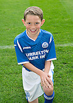 St Johnstone FC Academy Under 11's<br /> Greig Ramsay<br /> Picture by Graeme Hart.<br /> Copyright Perthshire Picture Agency<br /> Tel: 01738 623350  Mobile: 07990 594431