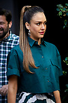 Jessica Alba attends to L.A.'s Finest photocall at Villamagna Hotel in Madrid, Spain. June 10, 2019. (ALTERPHOTOS/A. Perez Meca)