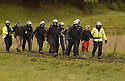 06/07/2005         Copyright Pic : James Stewart.File Name : sct_jspa28 g8 stirling.POLICE ARREST PROTESTERS AFTER THEY BLOCKED THE M9 MOTORWAY AT CAMBUSBARRON NEAR STIRLING....Payments to :.James Stewart Photo Agency 19 Carronlea Drive, Falkirk. FK2 8DN      Vat Reg No. 607 6932 25.Office     : +44 (0)1324 570906     .Mobile   : +44 (0)7721 416997.Fax         : +44 (0)1324 570906.E-mail  :  jim@jspa.co.uk.If you require further information then contact Jim Stewart on any of the numbers above.........