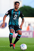Kyle Naughton of Swansea City in action during the pre-season friendly match between Bristol Rovers and Swansea City at The Memorial Stadium in Bristol, England, UK. Tuesday, 23 July 2019
