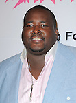Quinton Aaron attends The 7th Annual Pink Party held at Drai's Hollywood in Hollywood, California on September 10,2011                                                                               © 2011 DVS / Hollywood Press Agency